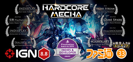 HARDCORE MECHA technical specifications for laptop