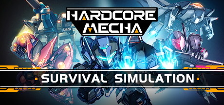 HARDCORE MECHA pc download free steam full version 2D platformer action games