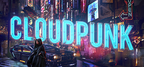 Cloudpunk on Steam Backlog