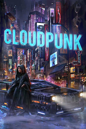 Cloudpunk poster image on Steam Backlog