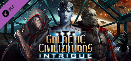 Galactic Civilizations III: Intrigue Expansion Steam DLC