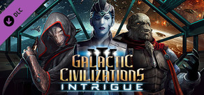 Galactic Civilizations III: Intrigue Expansion cover art