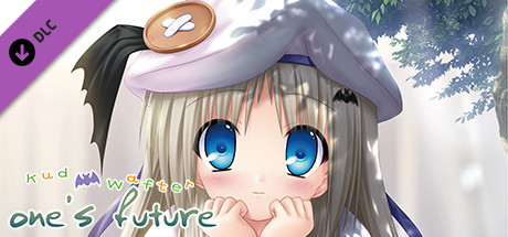 """Little Busters! - Kud Wafter Theme Song Single """"one's future"""""""