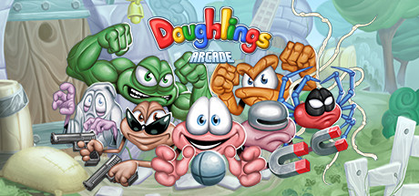 Teaser image for Doughlings: Arcade