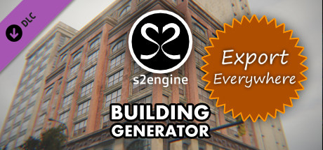Save 60% on S2ENGINE HD - Building Generator on Steam