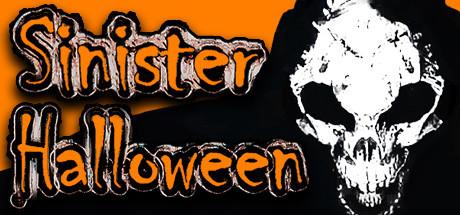 Sinister Halloween cover art