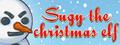 Sugy the Christmas elf-game