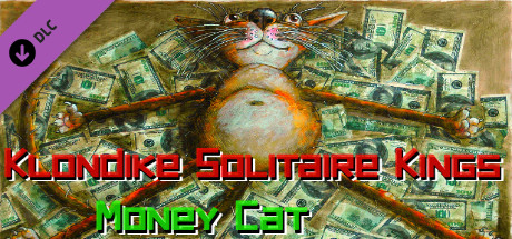 Klondike Solitaire Kings - Money Cat