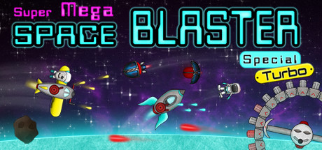 Super Mega Space Blaster Special Turbo cover art