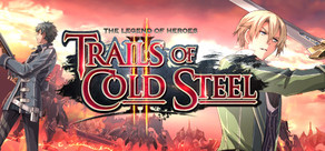The Legend of Heroes: Trails of Cold Steel II cover art