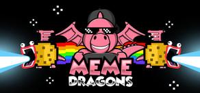 Meme Dragons cover art