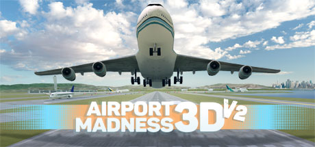 Airport Madness 3D: Volume 2 cover art