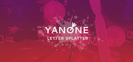 Teaser image for Yanone: Letter Splatter