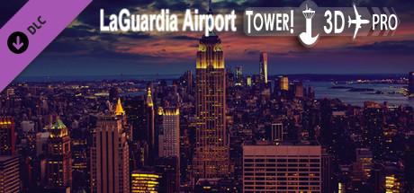 LaGuardia [KLGA] airport for Tower!3D Pro