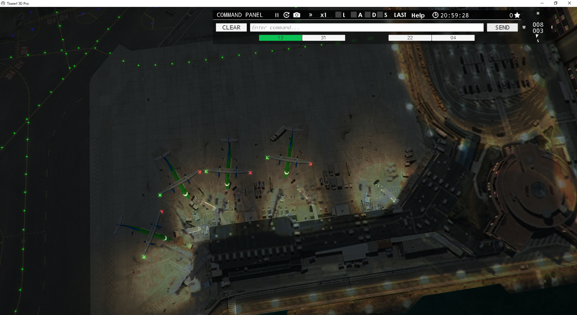 LaGuardia [KLGA] airport for Tower!3D Pro Steam Discovery