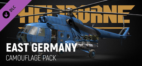 Heliborne - East Germany Camouflage Pack