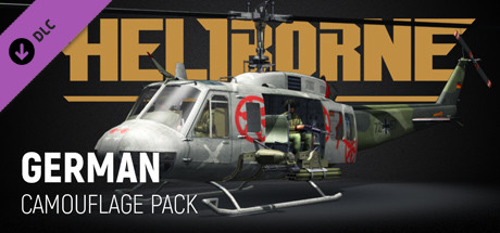 Heliborne - German Camouflage Pack