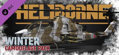 Heliborne - Winter Camouflage Pack