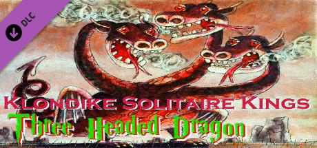 Klondike Solitaire Kings - Three Headed Dragon