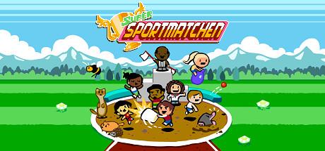 Super Sportmatchen cover art