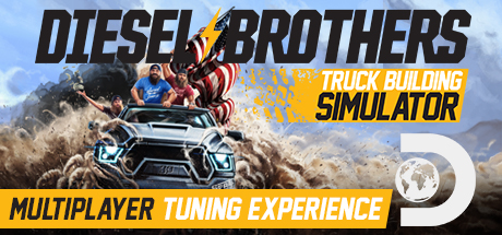 Diesel Brothers Truck Building Simulator PC-CODEX