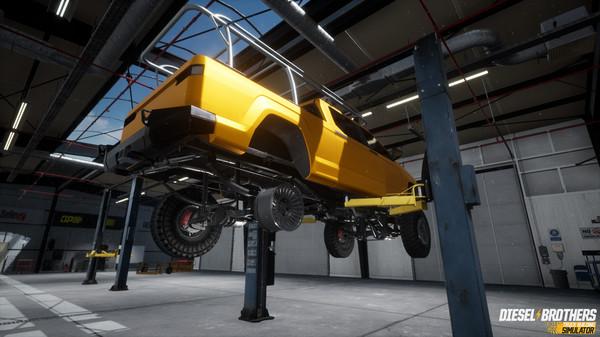 Capture d'écran n°3 du Jeu Diesel Brothers: Truck Building Simulator