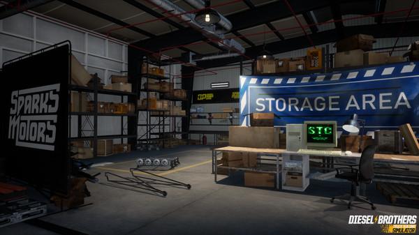 Capture d'écran n°7 du Jeu Diesel Brothers: Truck Building Simulator