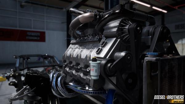 Capture d'écran n°1 du Jeu Diesel Brothers: Truck Building Simulator