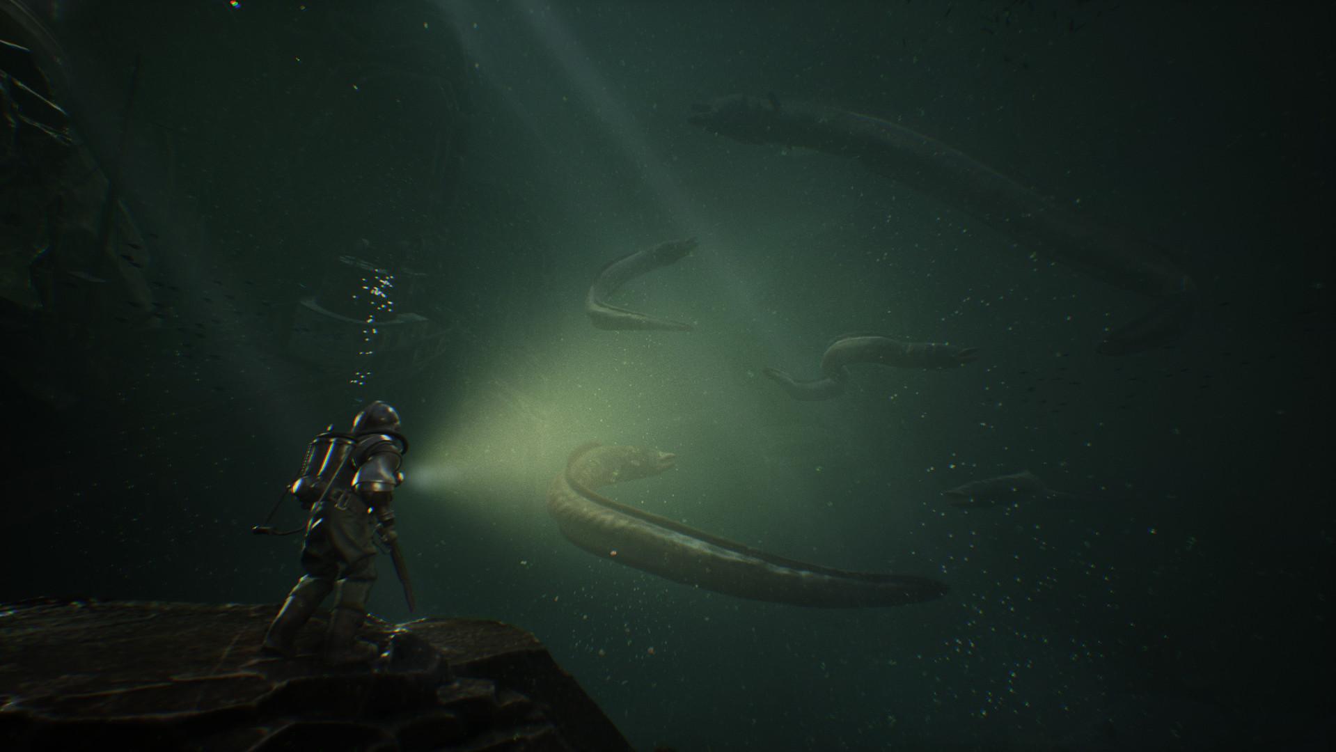 The Sinking City (Bigben Interactive) (RUS ENG MULTi)