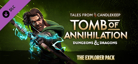 Tales from Candlekeep - Artus Cimber's Explorer Pack cover art