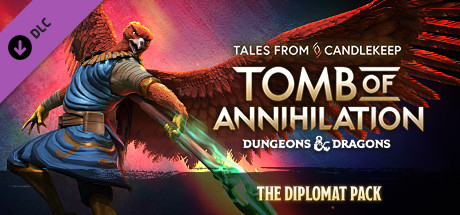 Tales from Candlekeep - Asharra's Diplomat Pack cover art