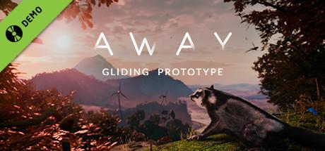 AWAY: The Survival Series | Gliding Prototype