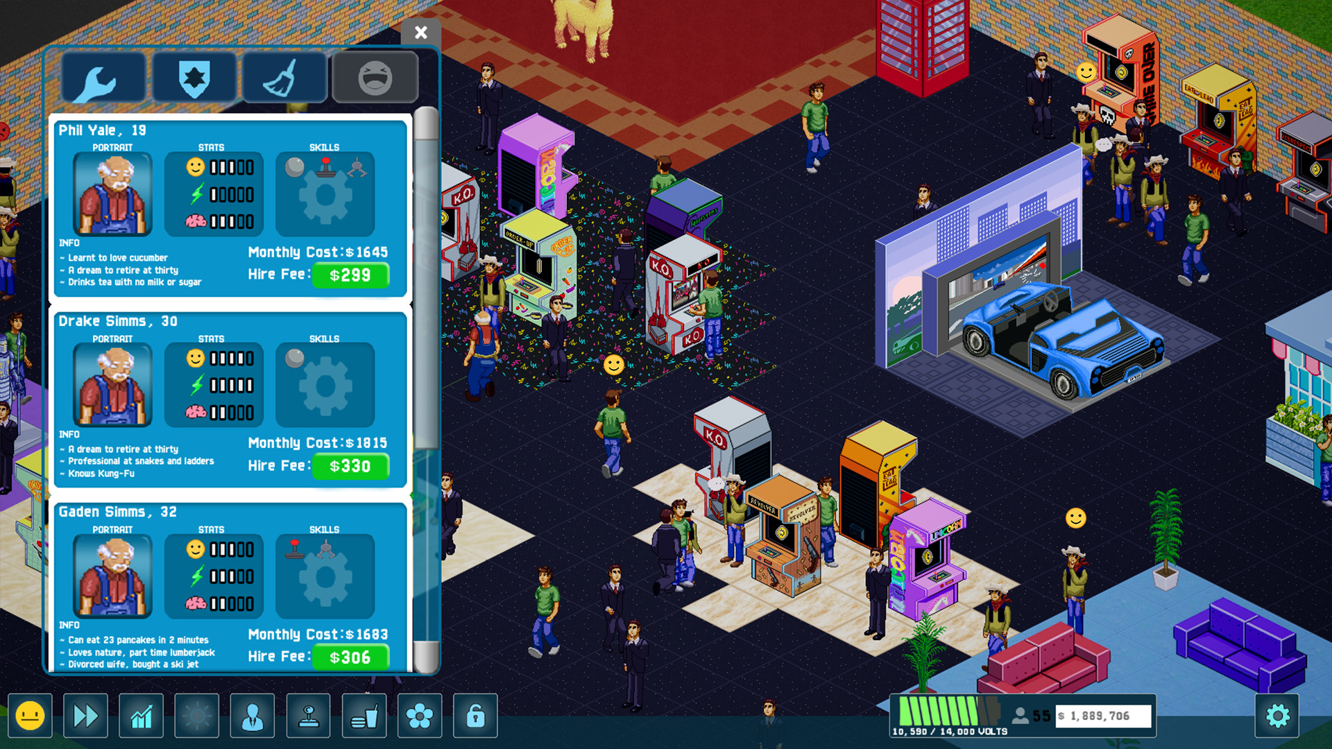 Arcade Tycoon on Steam