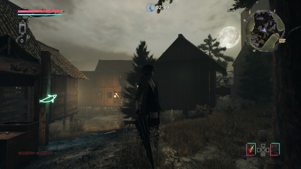 Screenshot of Egress