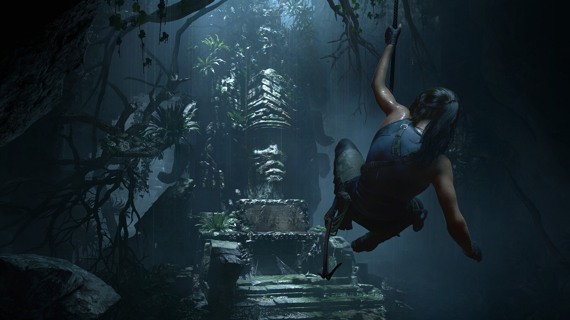 Shadow of the Tomb Raider [2018|Rus|Eng|Multi12]