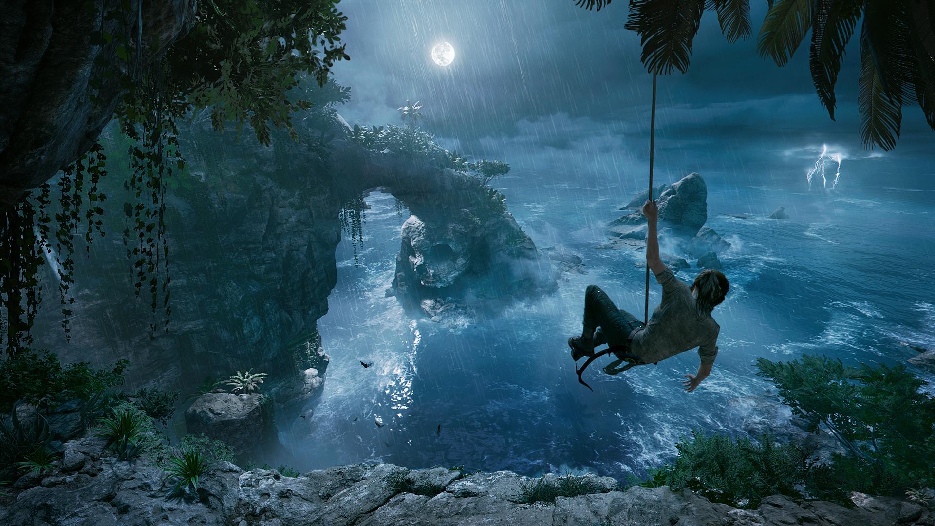 Shadow of the Tomb Raider Resimleri