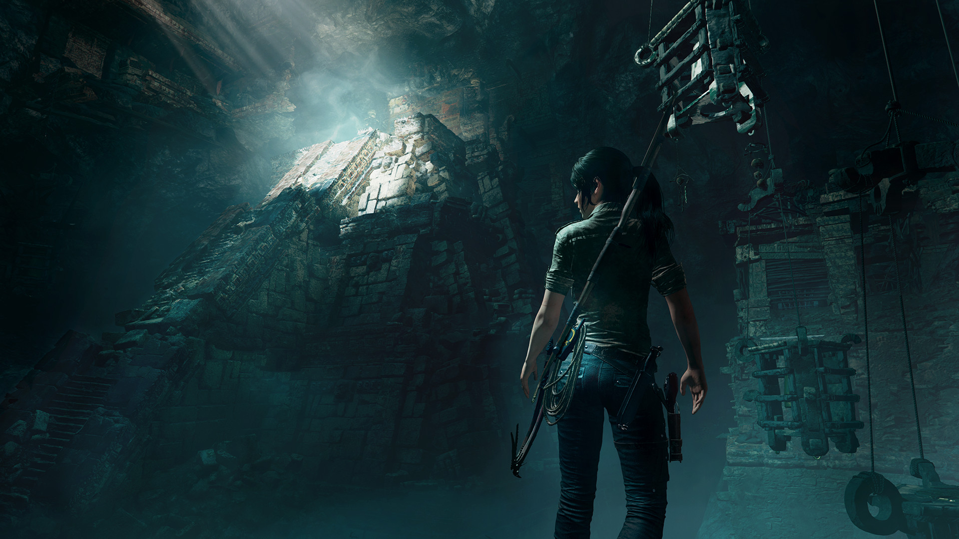 Shadow of the Tomb Raider (Square Enix) (RUS|ENG|MULTi12)