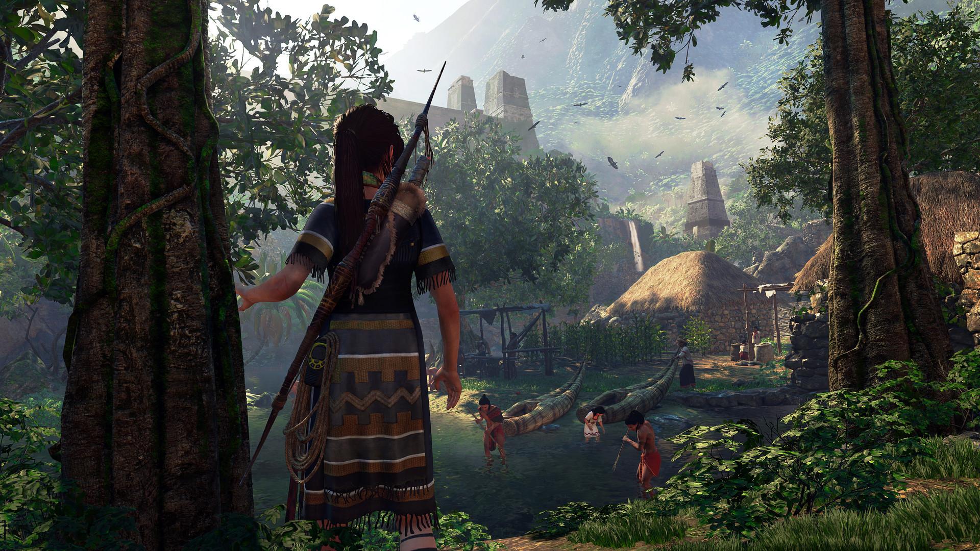 Resultado de imagem para Shadow of the Tomb Raider