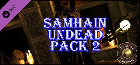 Fantasy Grounds - Ddraig Goch's Samhain Undead Pack 2 (Token Pack)
