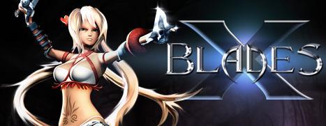 X-Blades - 鬼刃