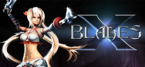 X-Blades cover art