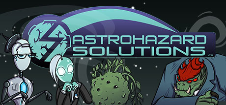 Astrohazard Solutions Ltd. cover art