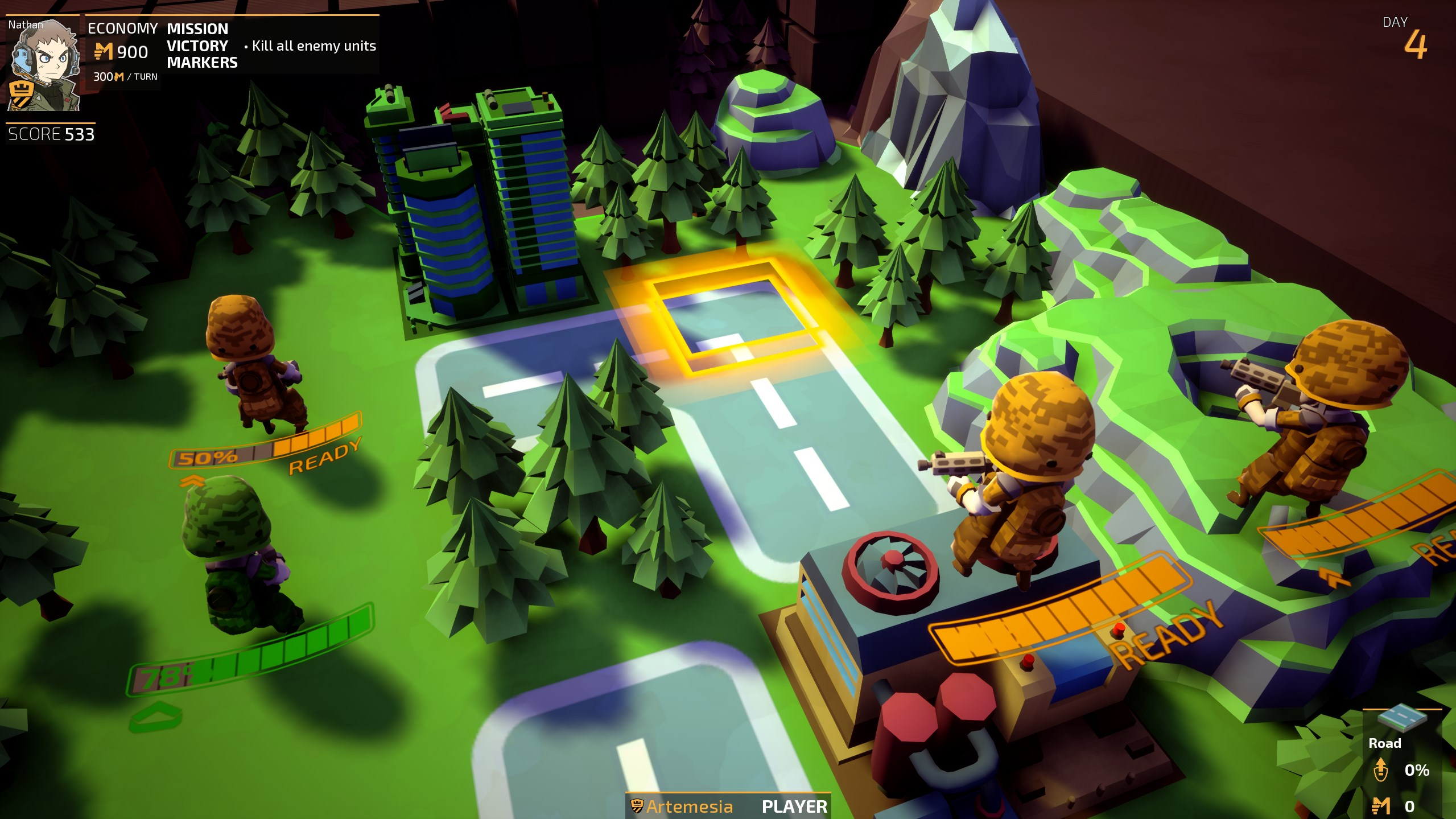 Tiny Metal - Download Free Full Games | Strategy games