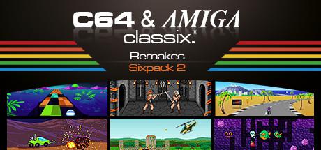 C64 & AMIGA Classix Remakes Sixpack 2
