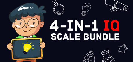 4-in-1 IQ Scale Bundle