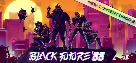 [Steam] Black Future '88 ($17.99 USD /10% off- Launch Deal)