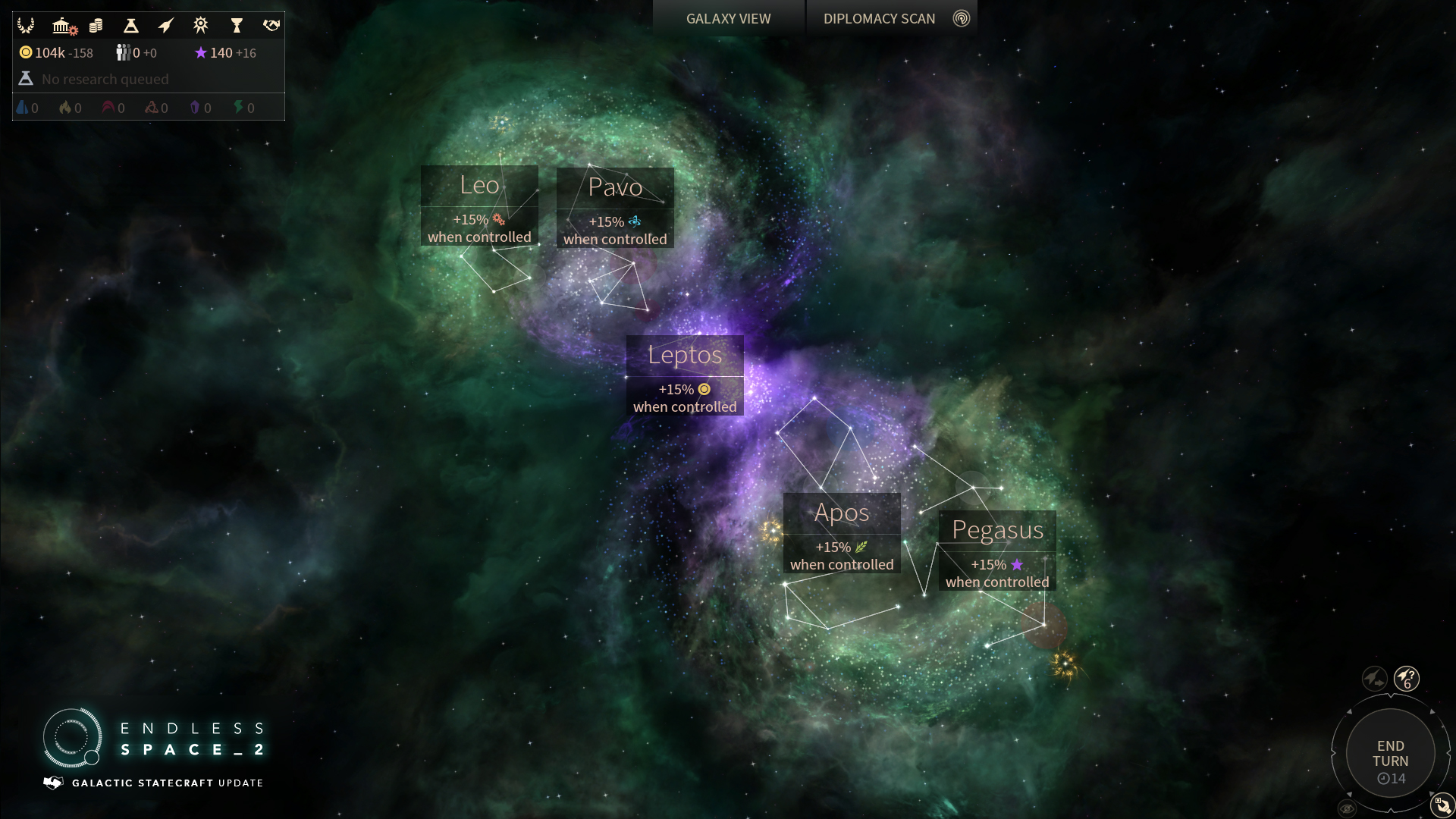 endless space 2 galactic statecraft pc