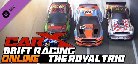 CarX Drift Racing Online - The Royal Trio