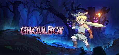 Ghoulboy cover art