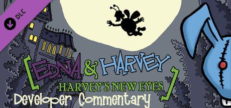 Edna & Harvey: Harvey's New Eyes Developer Commentary